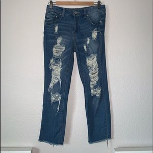 cello jeans from charlotte russe